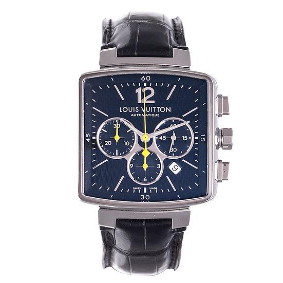 ルイ ヴィトン 時計 メンズ スピーディークロノグラフ Q212G LOUIS VUITTON