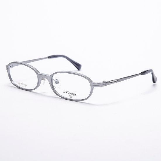 デュポン 眼鏡フレーム メガネフレーム 52□19-142 マットシルバー系