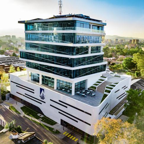 Administrador del mercado mayorista - AMM, el último edificio diseñador por Studio Domus
