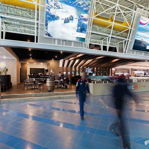 Studio Domus protagonista de la creación del Duty Free del aeropuerto Internacional Augusto C. Sand