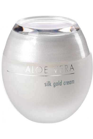 Aloe Vera Silk Gold Creme 50ml
