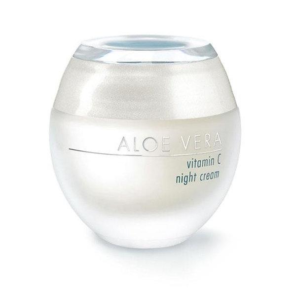 Aloe Vera Vitamin C Night Creme 50ml