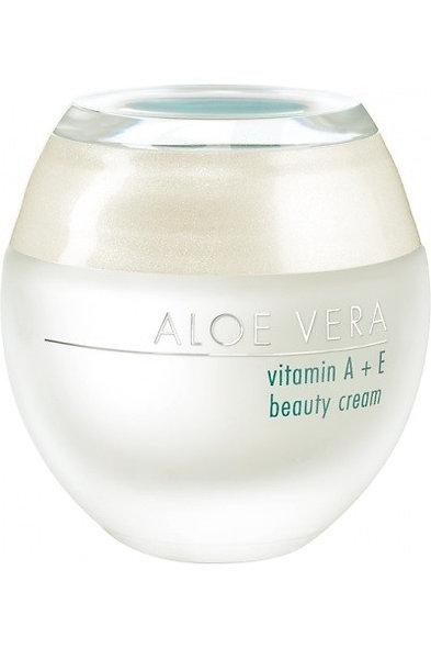 Aloe Vera Vitamin A + E Beauty Creme 50ml