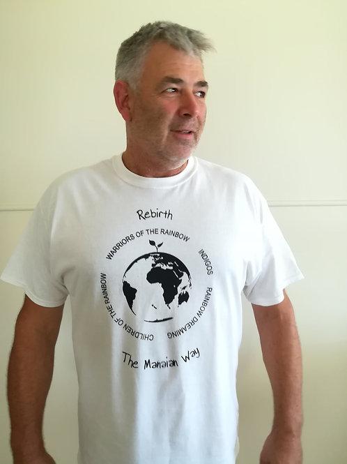 Manaian Way 'Rebirth' T-Shirt