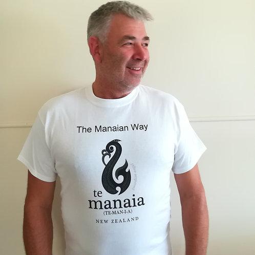 Manaian Way 'Te Manaia' T-Shirt