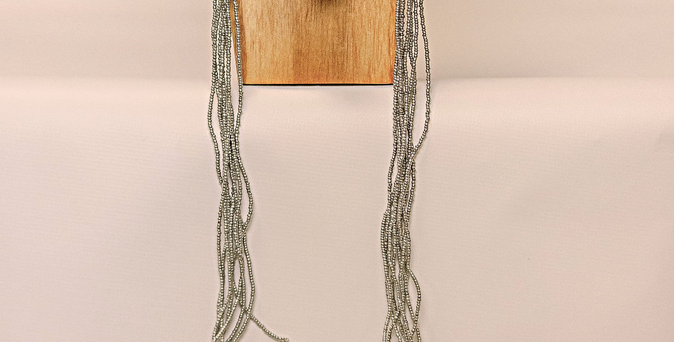 ESOS NECKLACE (SILVER)