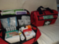High risk workplace first aid kit soft p