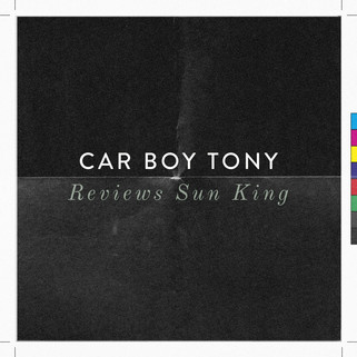 CAR BOY TONY