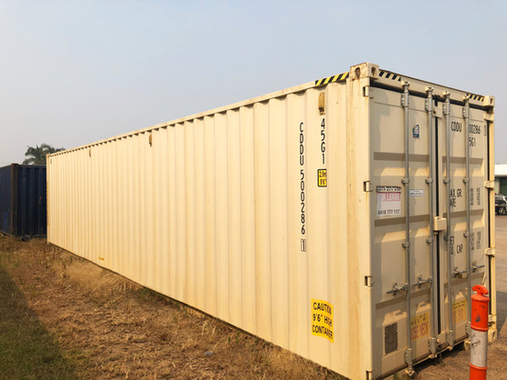 40ft HC (High Cube)