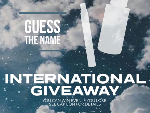 International Giveaway Competition!