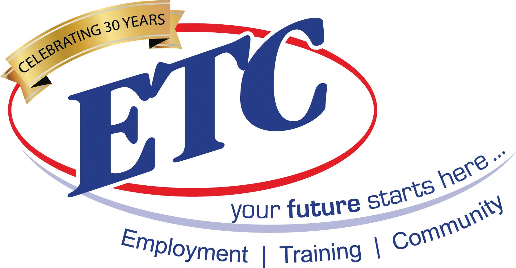 ETC Logo 2015 - 30 years - PRINT