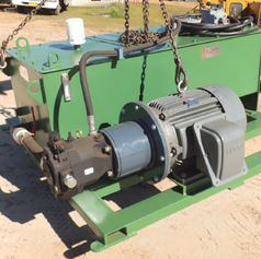 Hydraulic Systems Winches & Fans