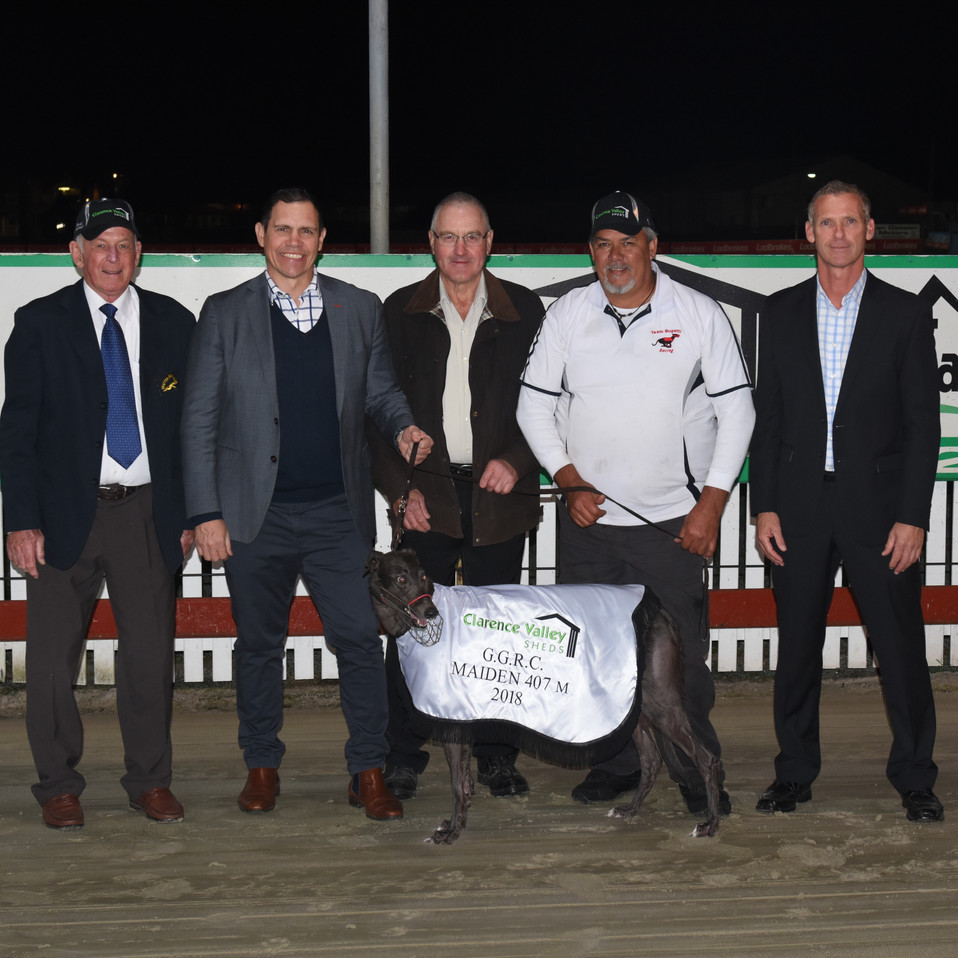 2018 Maiden Classic trainer Mark Knowles