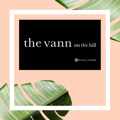 the vann Branding and Coffee Cards