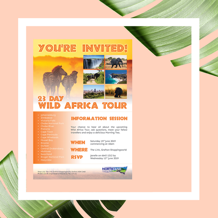 Northland Coach & Travel | Africa Tour