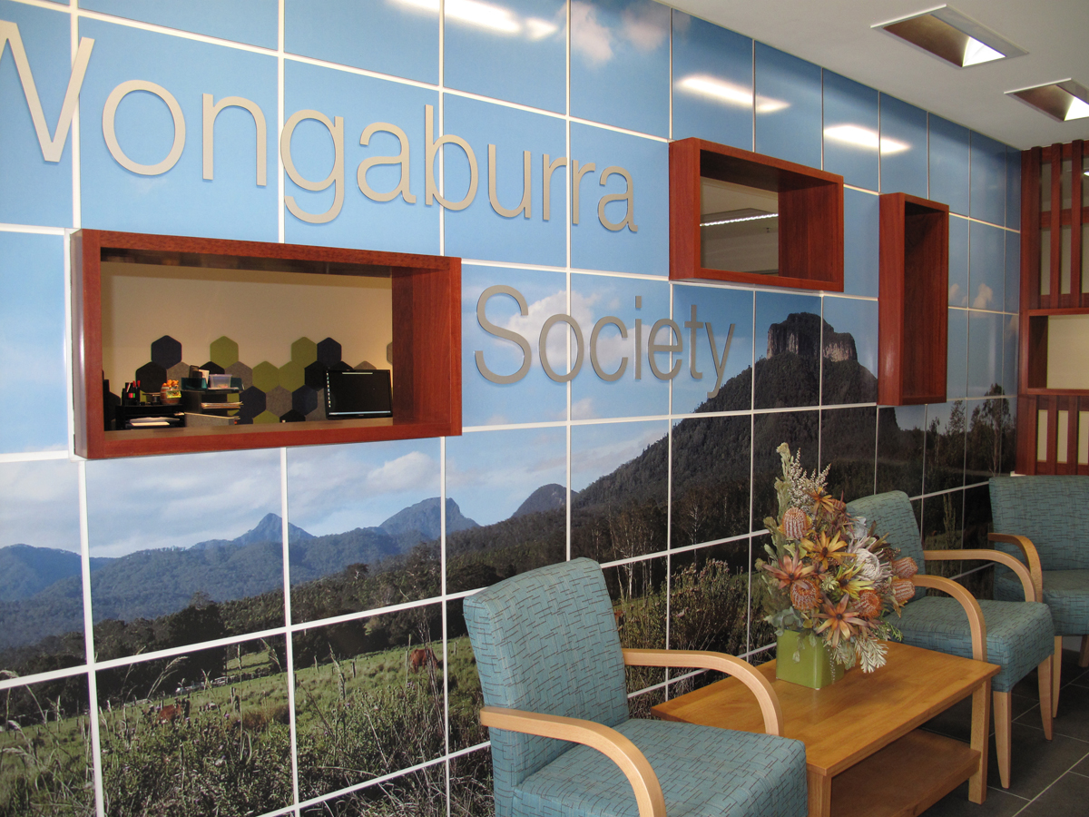 Wongaburra Reception