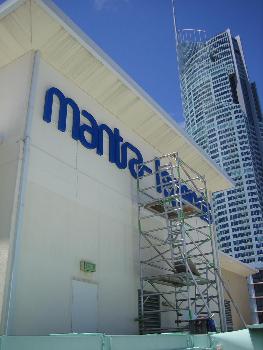 Mantra Legends Installation