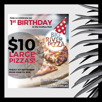 Big River Pizza