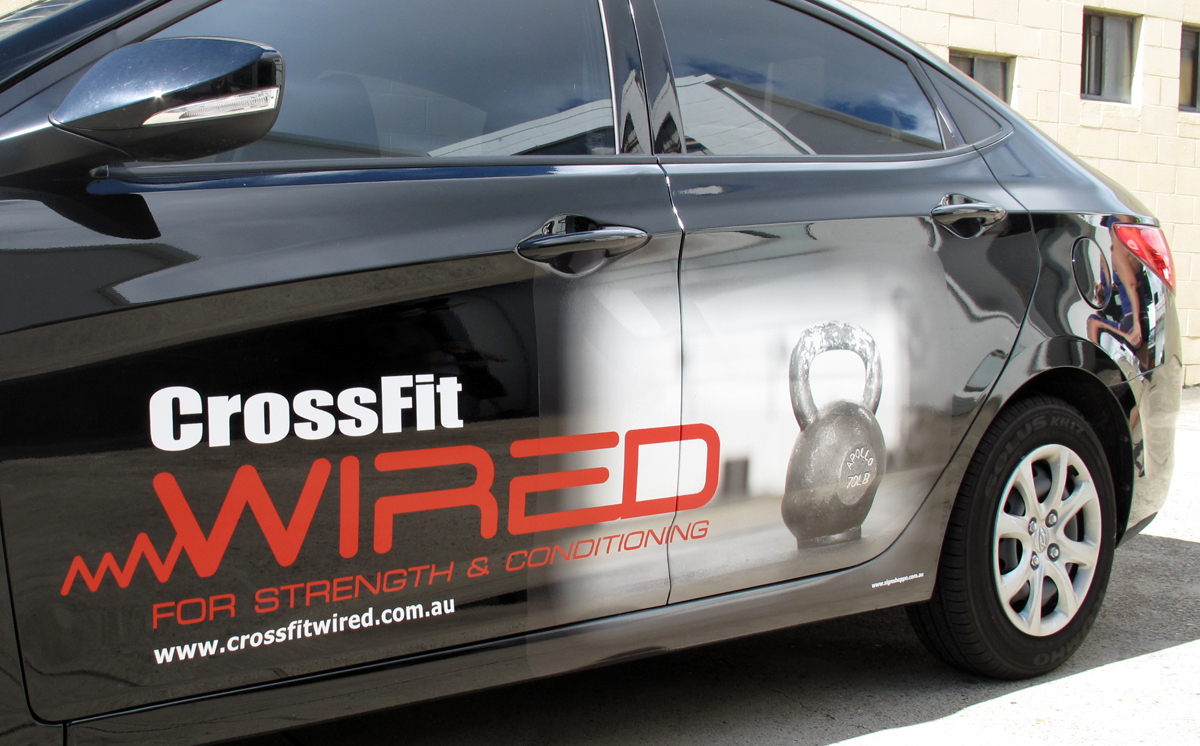 CrossFit Wired