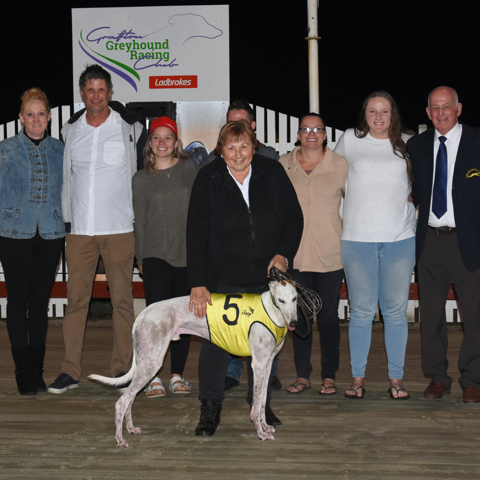 2018 Sprinters Cup trainer Evelyn Harris
