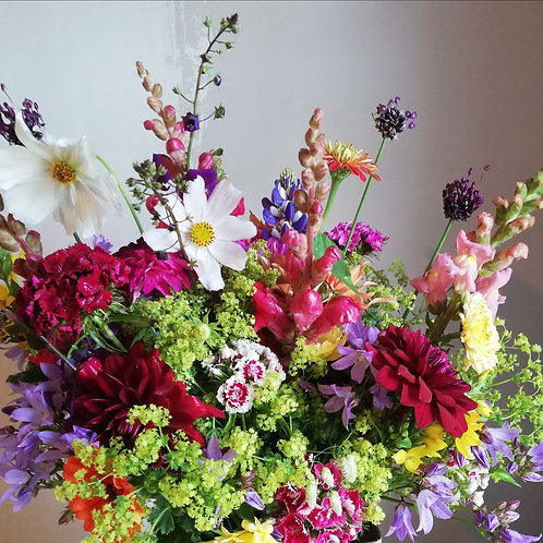 Seasonal Bouquet Large (collection or local Delivery only)