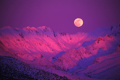 Christmas Day Full Moon in Cancer