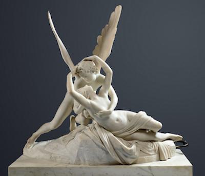 Psyche & Cupid