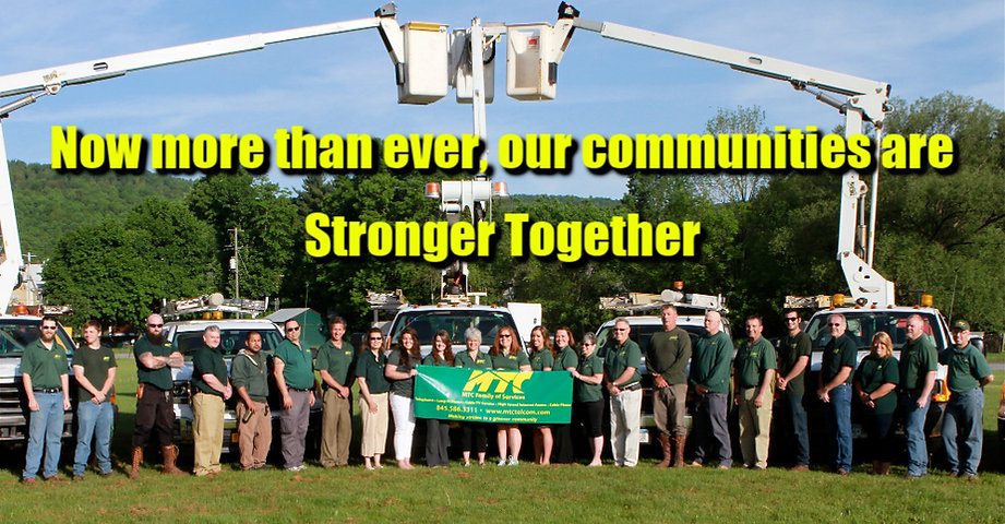 Stronger Together Employee Group Photo.j