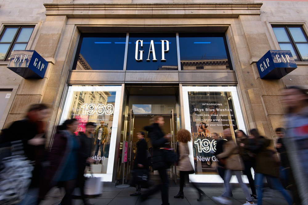 Gap To Close 19 Stores Across the UK and Ireland