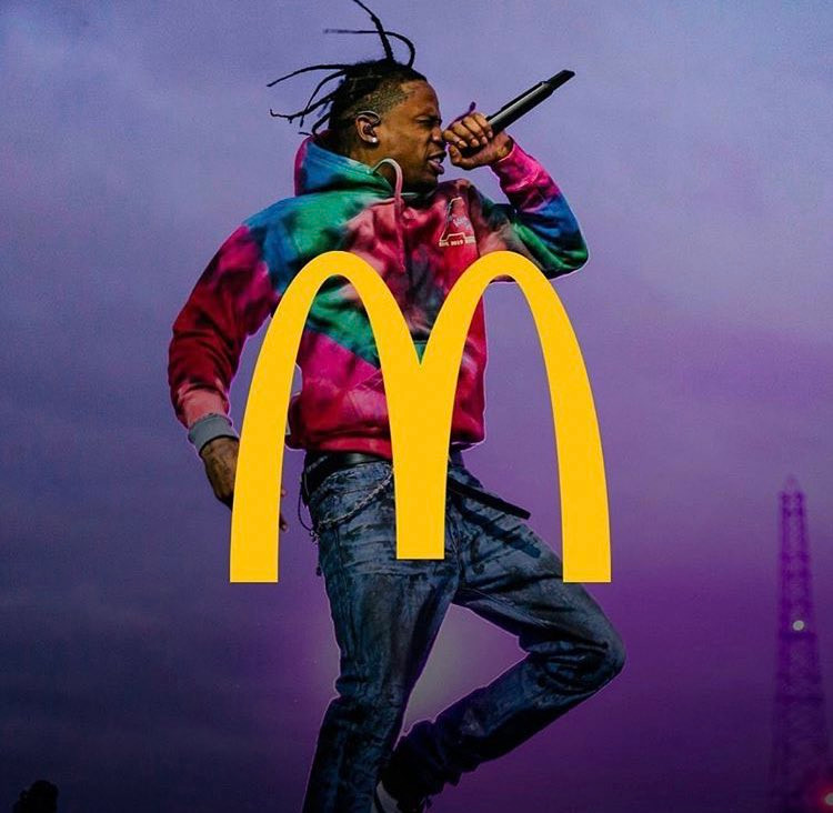 Travis Scott To Launch Collaboration With Mcdonald S