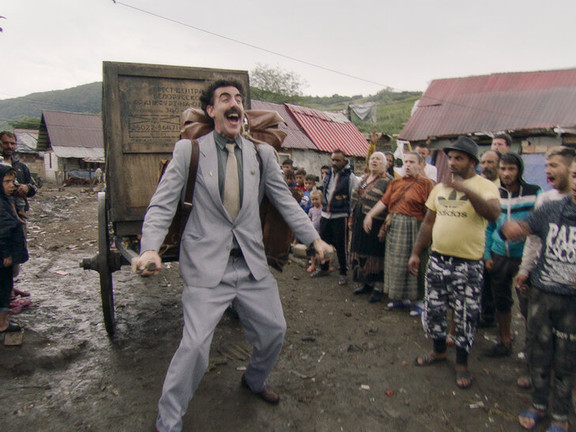 Sacha Baron Cohen Explains How 'Borat' Scene With Rudy Giuliani Almost Fell Apart