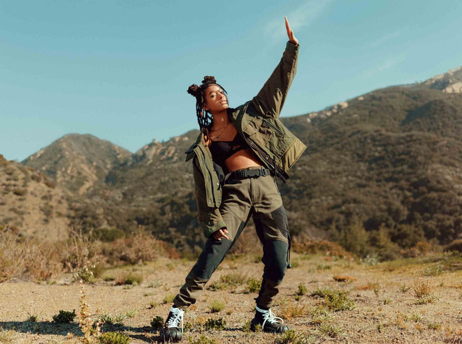 Willow Smith Makes Her Debut As Onitsuka Tiger's Brand Ambassador In FW20 Campaign