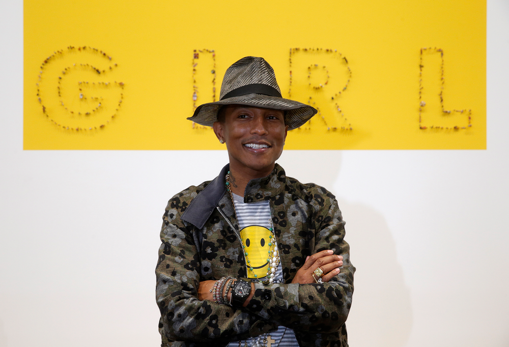 Pharrell Williams To Open Private School In Norfolk