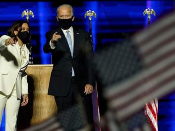 Joe Biden, Kamala Harris Win The Election