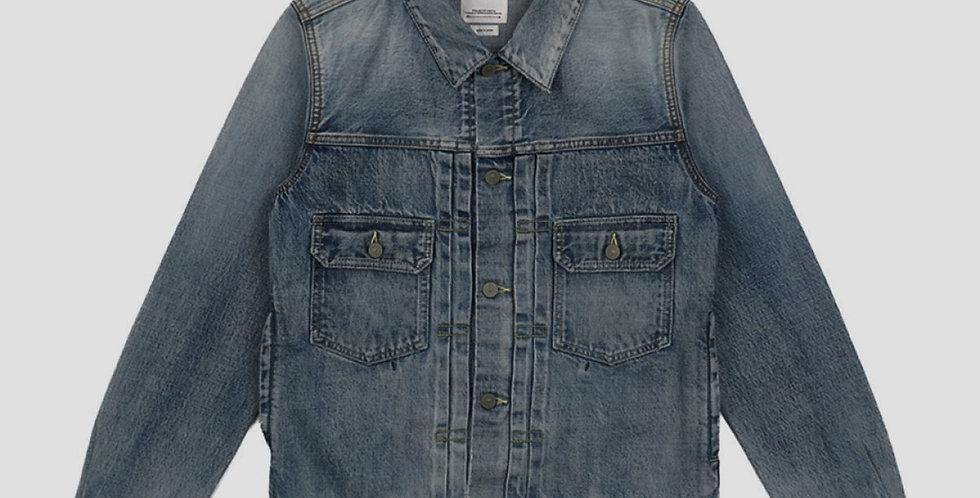 Visvim Men's SS 101 Jacket DMGD-1004