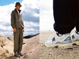 thisisneverthat Covers The New Balance 2002R In Neutral Tones For September 21st