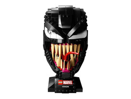 Marvel and LEGO Connect for New Venom Mask