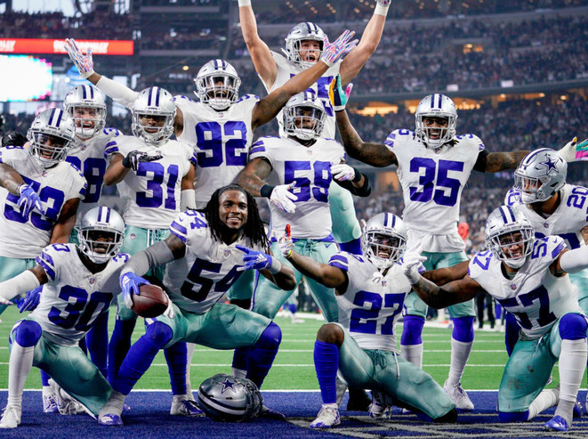 Cowboys Complete Miraculous Comeback Victory Over Falcons