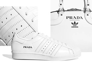 The Prada adidas Shoe And Bag Bundle Is Priced At $3,170