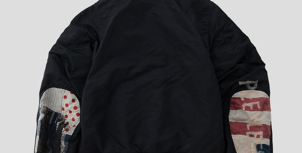 Visvim Men's Thorson Jacket Collage