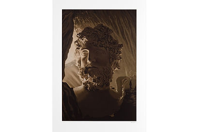 """Daniel Arsham to Release """"TROPICAL CAVE OF ZEUS"""" Print"""