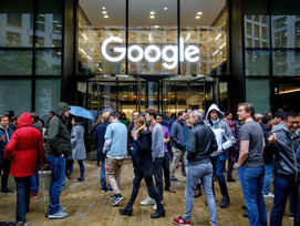 Google's Employees Publicly Launch Union