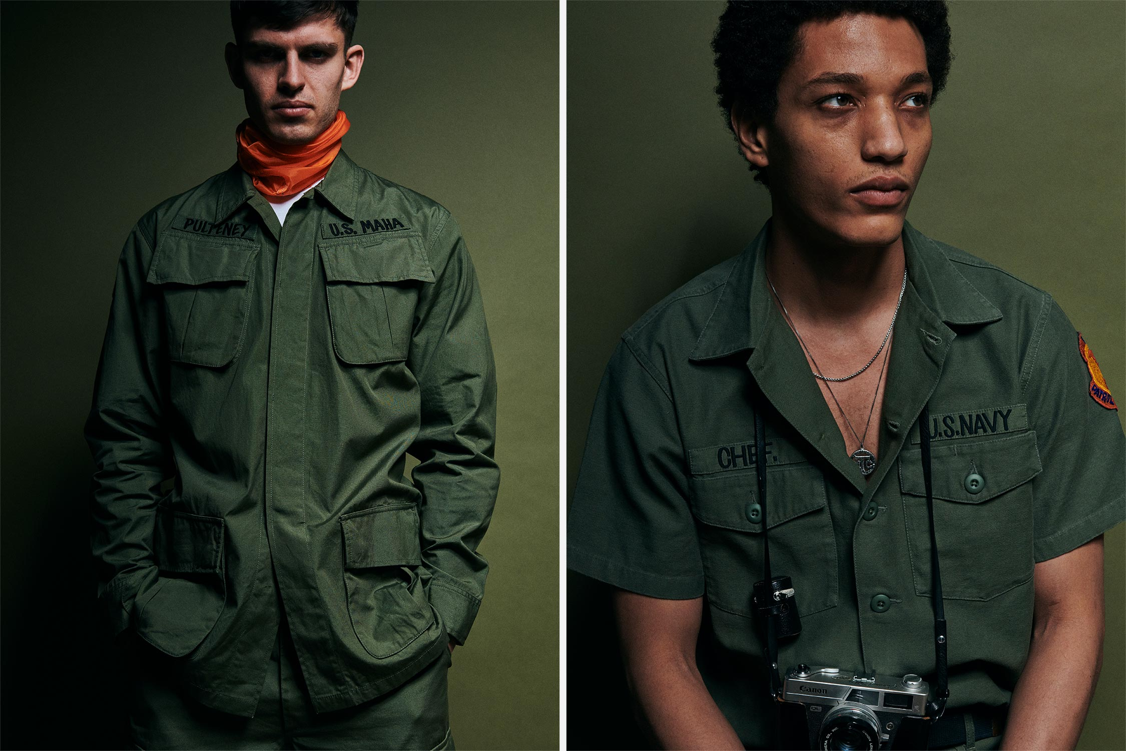 Maharishi Explores its Mythological Roots in Vietnam Inspired SS21 Capsule