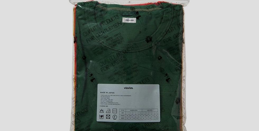 Visvim Men's Sublig Jumbo 3-Pack S/S Multi
