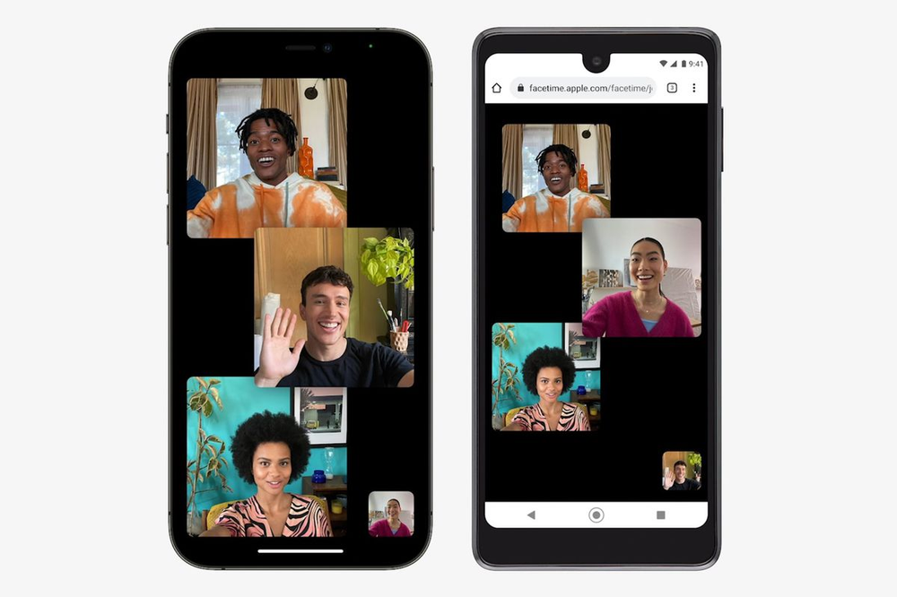 Apple Announces FaceTime Is Headed to Android and Windows PC