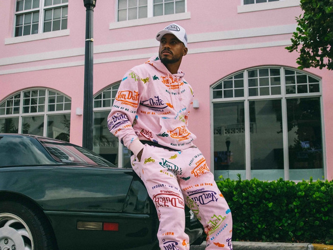 Christian Audigier Celebrates French Terry Design With Cozy Apparel Collection