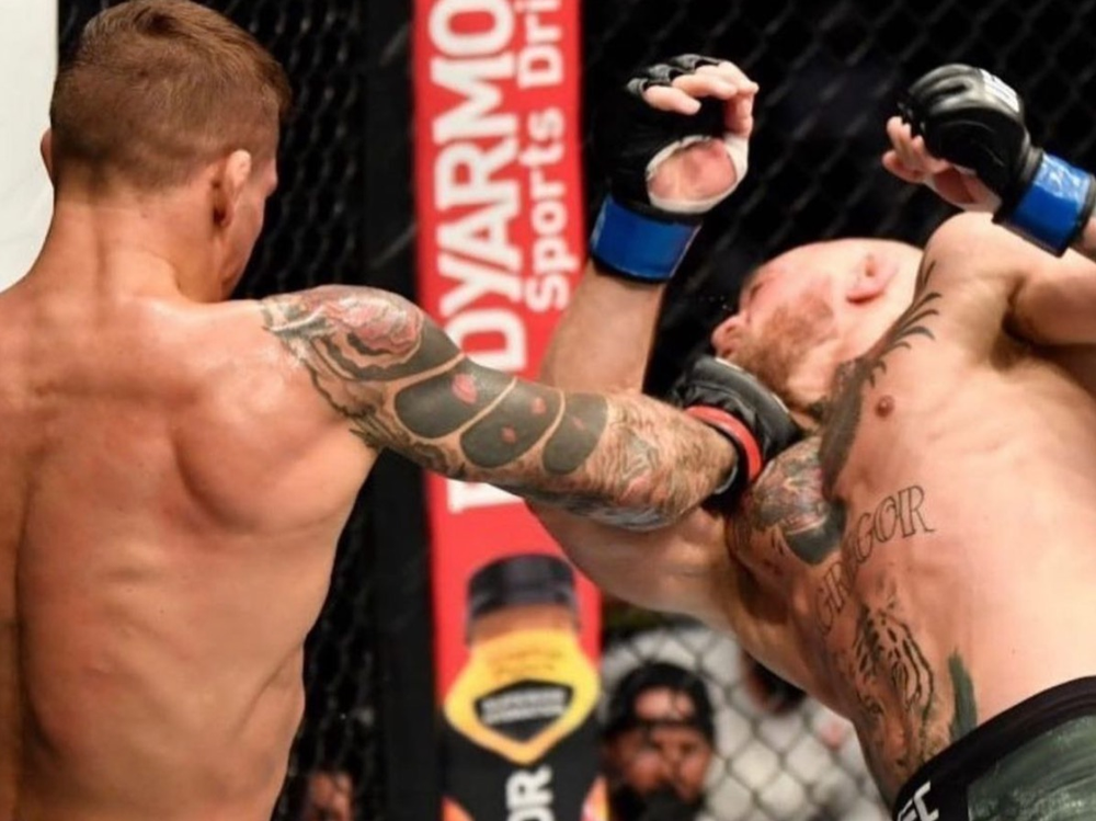 Dustin Poirier TKO's Conor McGregor in 2nd-round at UFC 257