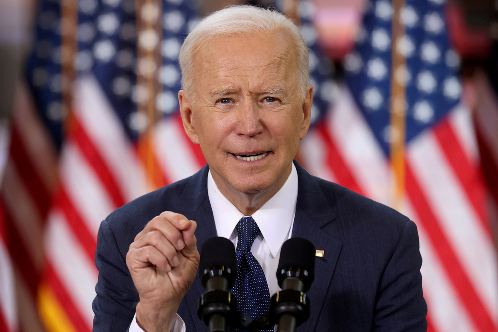 Biden's Administration Moves to Defend Trump In Defamation Suit