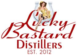 Lucky Bastard Logo