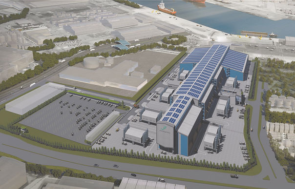 JURONG PORT DEVELOPS $200 MILLION PORT-CENTRIC ECOSYSTEM THAT WILL BECOME KEY NODE FOR SINGAPORE'S CONSTRUCTION SECTOR